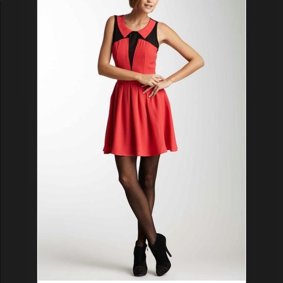 Sugarlips Dresses & Skirts - Colorblock dress. Like new. Worn once. Size M